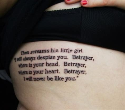 i hate my tattoo my quotes quotesgram