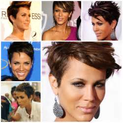 Trendy short hairstyles for black women hairstyles 2016 best