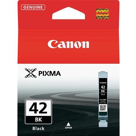 Canon Cartridge Cli 726 Black Ink Original Diskon original canon cli 42bk black ink cartridge 6384b001