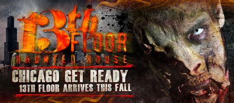 13th floor haunted house chicago chicago illinois haunted house rated best and scariest 13th floor