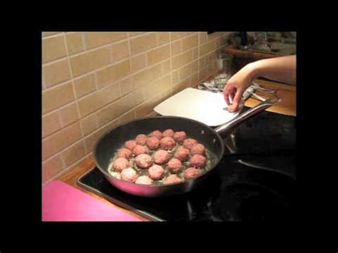 come si cucinano le polpette di carne polpette di carne cucinarle e impiattarle corsi in