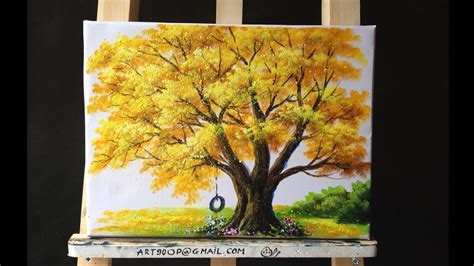 acrylic painting of trees acrylic paintings of trees www pixshark images
