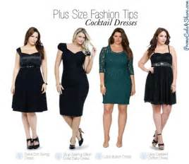 Plus size fashion tips how to choose hot plus size cocktail dresses