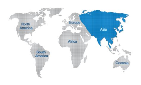 global map asia our baird partners