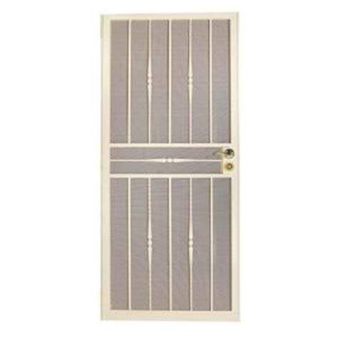 security doors metal security door home depot