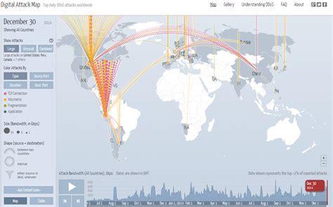 ddos map ddos attack map map2