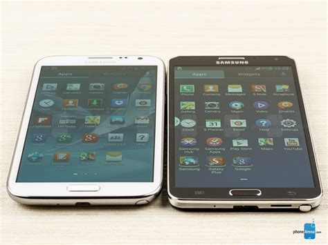 samsung galaxy note 3 vs samsung galaxy note 2 call