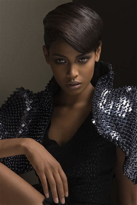 American Hairstyles For Couture Pictures Most Beautiful Black Hairstyles Yve Style