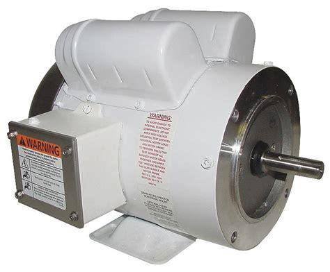 capacitor for 1 2 hp motor marathon 1 2 hp washdown motor capacitor start 1725 nameplate rpm 115 208 230