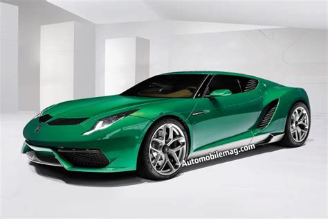 The Newest Lamborghini Here S What The New Lamborghini Miura Should Look Like