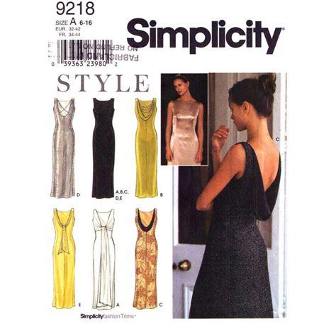 drape back dress pattern 10 best special dresses and patterns images on pinterest