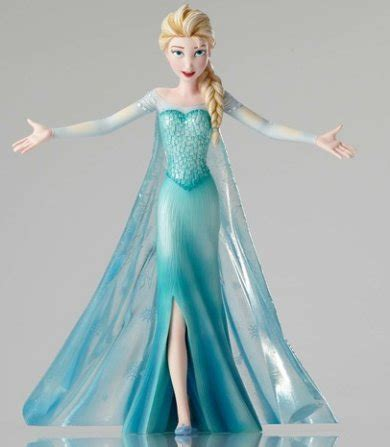 Cake Decorations At Home let it go elsa figurine disney s frozen gifts