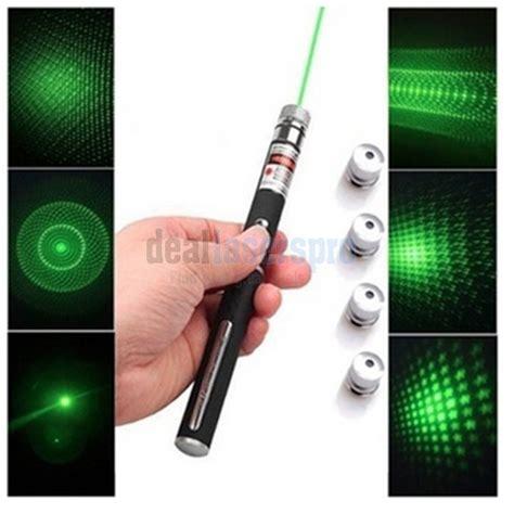Laser Pointer Green 5 Mata 1 5 in 1 532nm effect green laser pointer pen cool gadgets kaleidoscopic 5mw 500mw deallaserspro