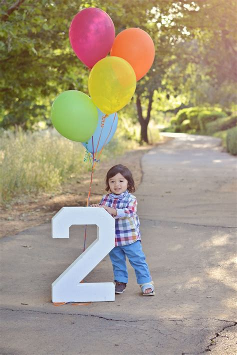 birthday themes for 2 year old happy birthday two year old boy child kid balloons 2 pose