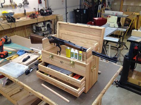 gun cleaning bench gun cleaning kit by sparky52tx lumberjocks com