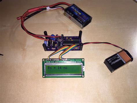 resistenza interna batteria misurazione resistenza interna batterie lipo baronerosso