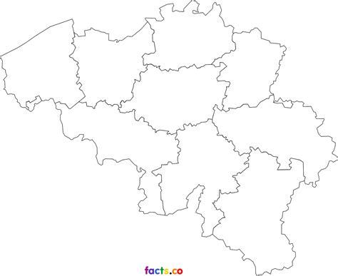 belgium political map blank map of belgium travel maps and major tourist