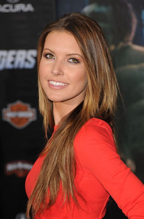 Audrina Patridge Gets A New by Audrina Patridge Photos Photos Premiere Of Marvel