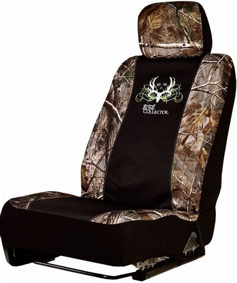 Realtree Seat Covers Deals On 1001 Blocks Camo Bone Collector