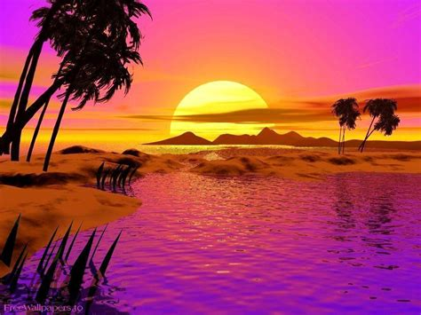 cute themes free download pc sunset desktop backgrounds free wallpaper cave