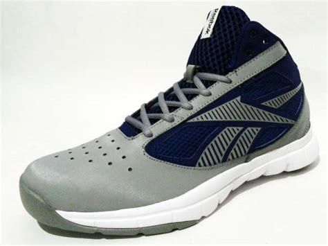 sepatu basket reebok sublite bb1k5 club blue grey white gudang sport