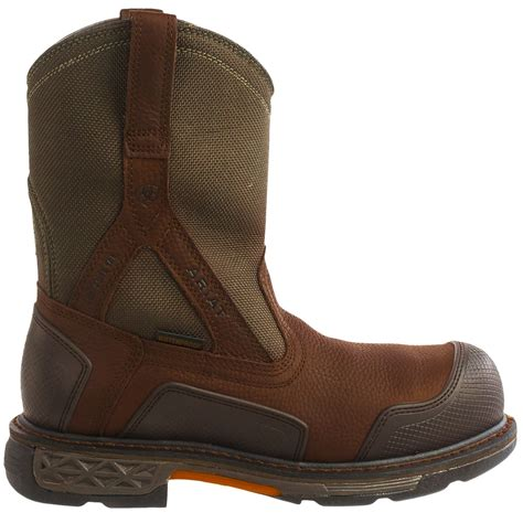 ariat overdrive work boots ariat overdrive xtr h20 ct work boots for save 39