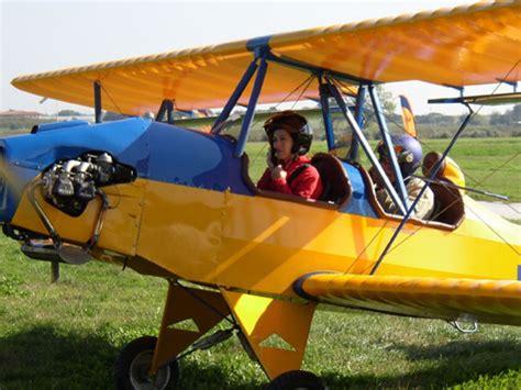 ultralight aerobatic biplane story