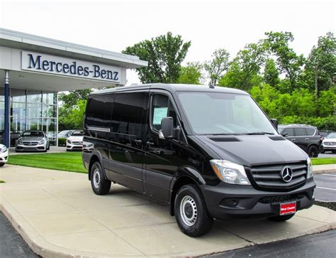 Mercedes Sprinter Crew by Stock V16187 New 2017 Mercedes Sprinter 2500 Crew