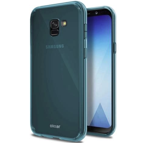 samsung galaxy a5 2018 renders reveal most of the