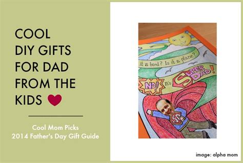 10 diy gifts from the kids father s day gift guide 2014