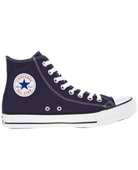 Converse Ct All Classic White High converse all ox mens womens trainers classic chuck