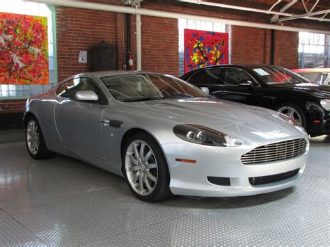 used aston martin db9 2005 used aston martin db9 2dr coupe automatic at jem