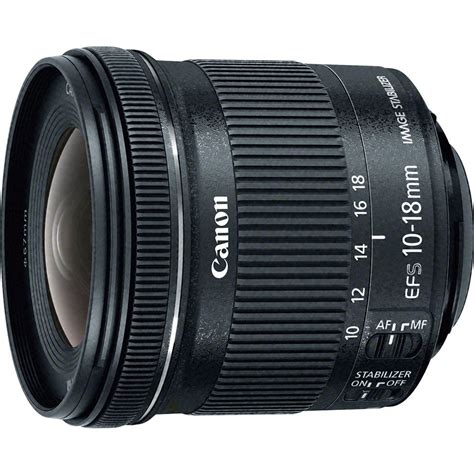 Lensa Canon Wide 10 18mm canon ef s 10 18mm f 4 5 5 6 is stm news at cameraegg