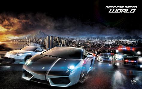 World Speed Need For Speed World Free Boost Earn