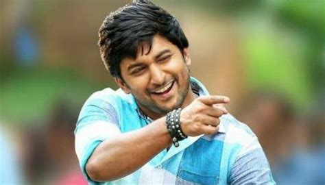 actor nani accident with a stroke of luck telugu actor nani escapes a deadly