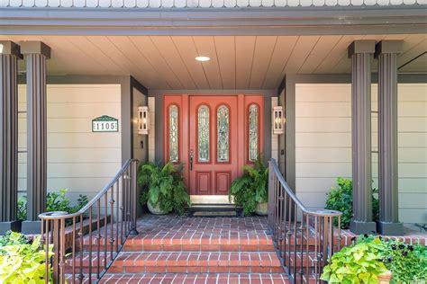 This Stunning 1 6m Estate Is Next To A Santa Rosa Landmark Front Door Real Estate