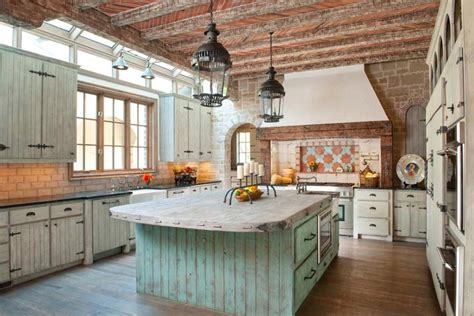 19 marvelous rustic kitchen designs that will attract your