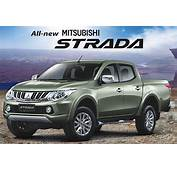 UPDATED 2015 Mitsubishi Strada This Is The Brochure