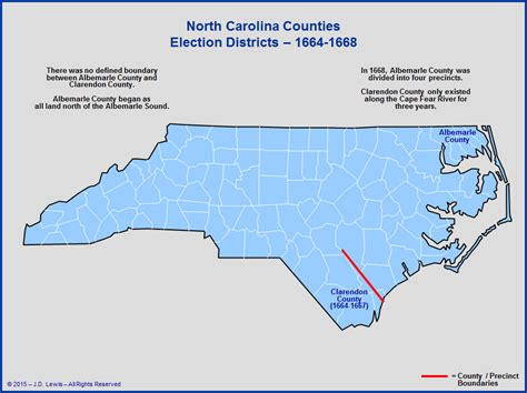 what is the house of burgesses carolina the house of burgesses election districts map 1664 to 1668