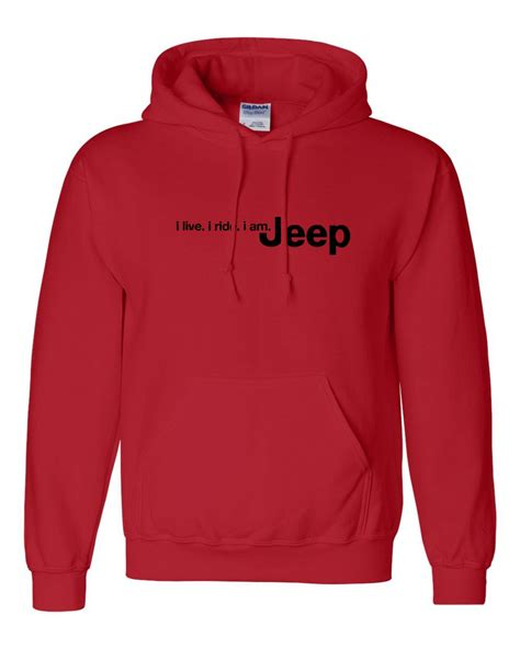 Jeep Hoodies Jeep Sweatshirts And Hoodies For Sale Officially