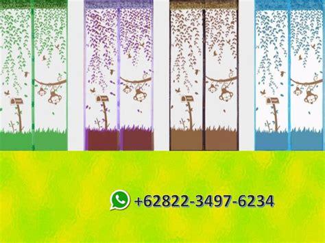 Tirai Magnet Cikarang wa 0822 3497 6234 grosir tirai magnet bogor grosir tirai