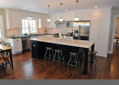 l shaped kitchen island best 25 l shaped kitchen ideas on pinterest kitchen