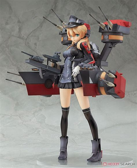Max Factory Smile Kancolle Prinz Eugen Figma Figure From J prinz eugen pvc figure images list