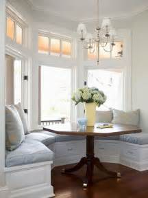 Kitchen Bay Window Seating Ideas 40 And Cozy Breakfast Nook D 233 Cor Ideas Digsdigs