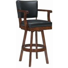 Palazzo 34 Inch Bar Stool Brown by Palazzo 34 Inch Bar Stool Black From