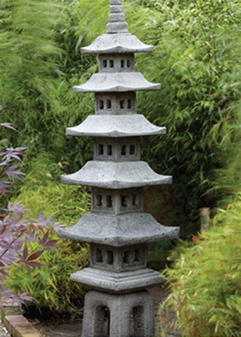backyard pagoda borderstone two tier pagoda garden ornament pagoda