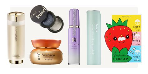 Makeup Skin Care Hair Care Best Products Of The Month by 14 Best Korean Products Of 2017 Korean Skin Care
