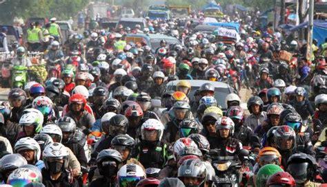 lebaran 2015 mudik pakai sepeda motor tidak dianjurkan
