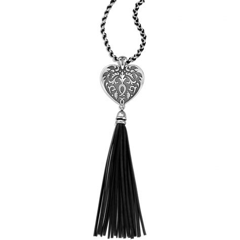 Tassel Necklace cordoba cordoba tassel necklace necklaces