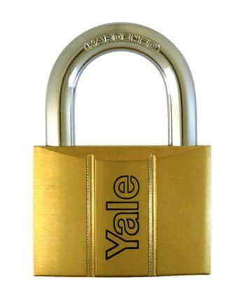 Gembok Yale V140 Padlock V140 30 y140 30 yale 140 series brass padlock 30mm yale asia